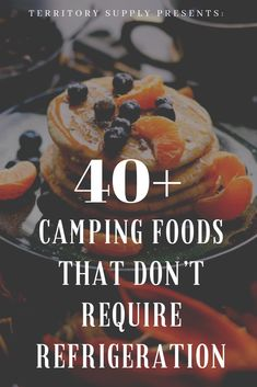 We've put together this list of backpacking and camping foods that do not require refrigeration to give you an idea of what to pack for an overnight camping trip or multi-day backpacking adventure. We hope these camping food ideas inspire your inner outdo Kayak Camping, Camping Diy, Best Camping Meals, Camping Stove, Family Camping, Camping Hacks, Camping Foods, Backpacking Meals, Camping Trailers