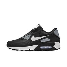 new arrival def7b 98a22 Nike Air Max 90 Essential iD Men s Shoe Size 11.5 (Grey) Nike Id,