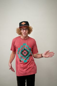 I WANT this in girl size!-->Santa Fe t-shirt | Proof Eyewear