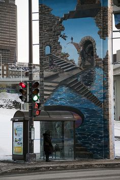 quebec city graffiti | Quebec City Graffiti | Flickr - Photo Sharing!
