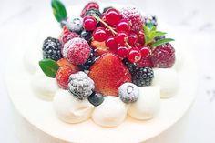 dessert blueberry