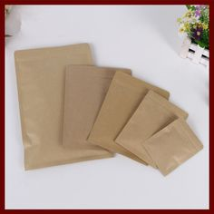 Find More Packaging Bags Information about 17*24cm 50pcs kraft paper ziplock bag for gift/tea/candy/jewelry/sweets/bread Packaging Paper food bag diy Packaging Bags,High Quality bag anime,China paper bag handle machine Suppliers, Cheap bags philosophy from Playful beauty department store on Aliexpress.com