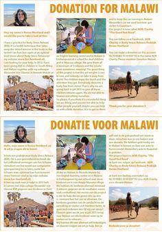 Body Stress Release voor kinderen in Malawi. Renee Heetland van Body Stress Release Praktijk Renee Heetland en Alexander von Glasow zijn op zoek naar hulp. Zij willen kinderen helpen in Malawi met BSR, maar hebben een auto nodig omdat de vorige gestolen is.