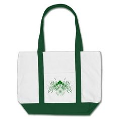 St Patrick's Day Tote Bag