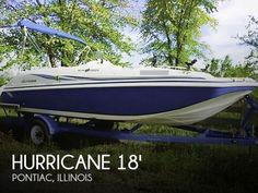 Used 2012 Hurricane Sundeck Ss 188, Pontiac, Il - 61764 - BoatTrader.com