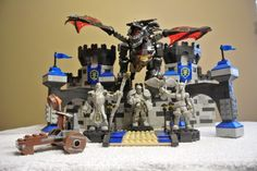 Review: Deathwing's Stormwind Assault from Mega Bloks