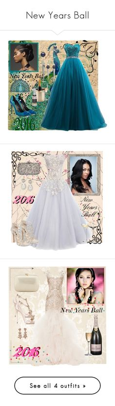 """New Years Ball"" by ljbminime ❤ liked on Polyvore featuring Lust For Life, Miguel Ases, Tasha, Rogaska, Graham & Brown, Polaroid, Marchesa, INC International Concepts, BCBGMAXAZRIA and Natasha Couture"