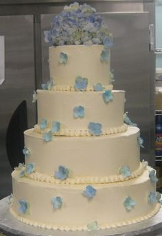 A Beautiful Cake By Sugarland Bakery In Chapel Hill NC