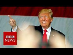 Donald Trump courts the terminally ill vote- BBC News