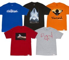 Diamond Supply Co t-shirts (Spring Types Of Suits, Diamond Supply Co, Spring Shirts, Huf, Shoe Boots, Shoes, Tshirts Online, Belts, Streetwear