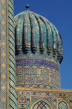 Hassan II Mosque Grande Mosque South Door Casablanca - The mesmerising architecture of iranian mosques