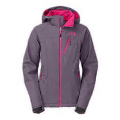 Women's Apex Elevation Jacket. Love this in white with grey detail (TNF white).