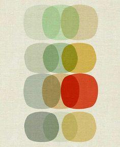 Color inspiration via Etsy