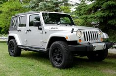 Jeep Wrangler QNX Edition