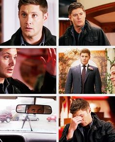 Dean's Different Reactions to Bullshit