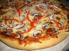 Please, DON'T pass the salt!: Pizza Party: Italian Sausage & Pizza Crust