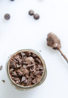 Perfect for a quick snack or delicious dessert idea, this Whipped Double Chocolate Chip Chia Pudding recipe, with its sweet flavor and unique texture, is one of a kind.