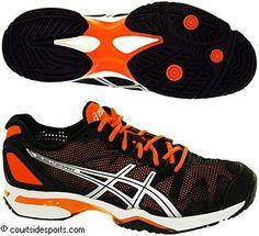 Gel-Solution Speed E200N.9030 Men's Tennis Shoes