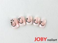 Simple but elegant ️ #Joby #JobyNailArt #naildesigns #nailart #nailstickers #nails #nail