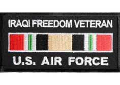 Fight For The Constitution Iron On Patch Biker Veteran Military 050-L