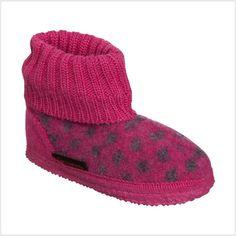 15ec5a64cf4490 Giesswein Boiled Wool Kids Bootie Kirchberg Kids Fashion