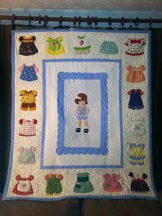 Image result for dolls dress quilt