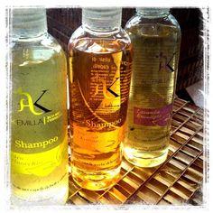 Alkemilla Eco Bio Cosmetic shampoo per tutti i tipi di capelli da The Beauty Parlor Bioprofumeria www.thebeautyparlor.it