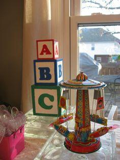 Ideias festa brinquedos antigos