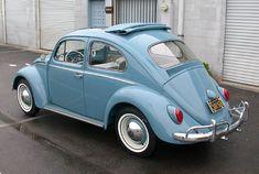 1963 ragtop beetle