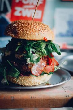 Berlin Burger International / what to see in Berlin