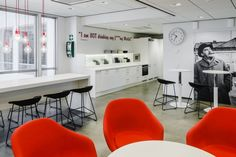 Finnkino offices by Gullstén-Inkinen Design & Architecture, Helsinki – Finland » Retail Design Blog