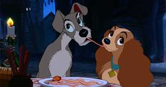 I got Lady and the Tramp! Which Disney Movie Should You Watch on Valentine's Day? | Oh My Disney