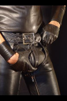 Big bulge in leather