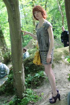 Chloé Saint-Laurent (dans la série profilage)