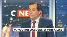 """Nicolas Bay  : """"La bonne nouvelle c'est que nous avons mis fin à la guerre froide"""" Nicolas Bay était l'invité de Laurence Ferrari. Le secrétaire général du Front national se félicite de la rencontre entre Emmanuel Macron et Vla... http://feedproxy.google.com/~r/itele/laune/~3/VzZ5rOMsLqo/nicolas-bay-sur-la-rencontre-macronpoutine-la-bonne-nouvelle-cest-que-nous-avons-mis-fin-a-la-guerre-froide-avec-la-russ-176053"""