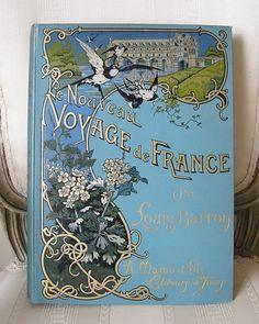 Le Nouveaux Voyage de France by Louis Barron