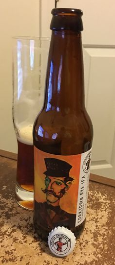Beer Review #233 Getting Some Corktown Rye IPA