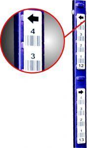 A Emplaca oferece Etiquetas de Nível, que são utilizadas na identificação de estruturas porta paletes. Com a utilização destas etiquetas, nã...