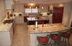 New Inspirational photos have been added to the Kitchen & Bath Channel, like this one from Bay Area Kitchens