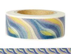 Masking Tape - Washi Tape MUSTER - ein Designerstück von Fitzi-Floet bei DaWanda