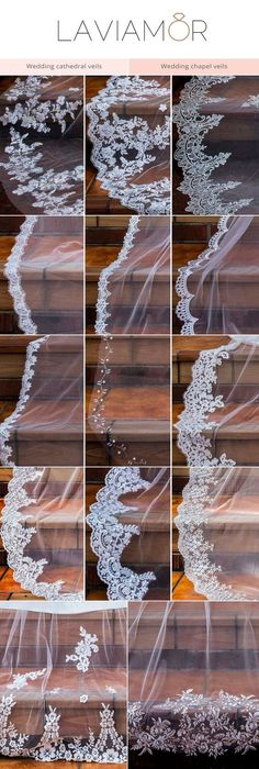 Embroidered lace veils Alencon lace veils that marry bridal veils . - Embroidered Lace Veils Alencon Lace Veils that marry bridal veils – Vintage Wedding – - Lace Veils, Bridal Veils, Mantilla Veil, Bridal Lace, Diy Lace Veil, Cathedral Wedding Veils, Vintage Veils, Vintage Hair, Dream Wedding Dresses