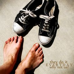 One Day Without Shoes Day Celebrate On 29th April 2014 | Days Of The Year