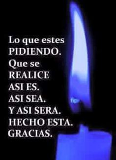 Spanish Quotes, Powerful Words, Positive Life, Yoga, Inner Peace, Love And Light, Reiki, Wicca, Law Of Attraction