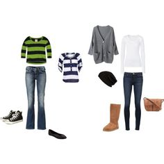 """School, Casual Looks"" by fashngirl66 on Polyvore"