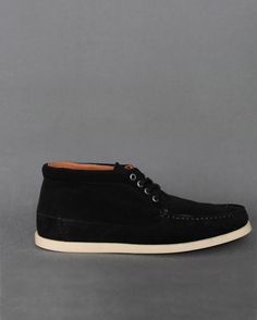 Pointer (black+cream) shoes