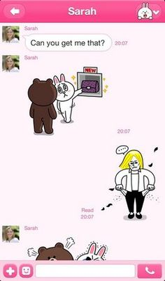 LINE for Android Theme Pink  more detail http://www.arip.co.th