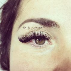 Useful Guide To Eyelash Extensions: Russian Lashes? – My hair and beauty Long Lashes, Eyelashes, Russian Eyelash Extensions, Russian Lashes, Eye Makeup, Hair Makeup, Wedding Hair And Makeup, Bridal Looks, Makeup Inspo