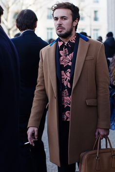 On the Street…..Prada Mix, Paris