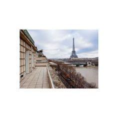 Two-Story Penthouse in Paris Overlooking the Eiffel Tower ❤ liked on Polyvore featuring backgrounds, paris, photos, pictures and places