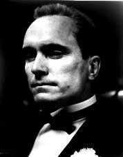 The Godfather - Part One.  Robert Duvall as Tom Hagen....still have to see these.